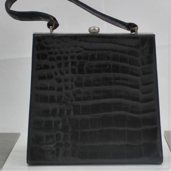eb699509 Versace Crocodile Bag